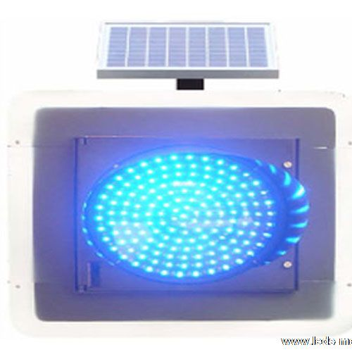 led Solar Traffic lamp