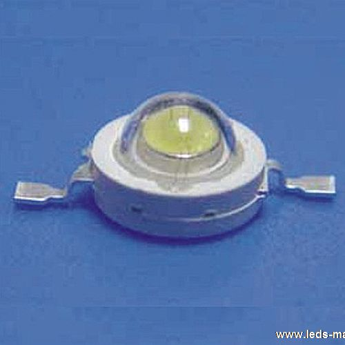 Produce 3W White High Power LED Export 3W High