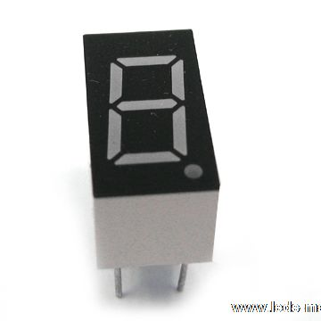 "0.36"" Single Digit Numeric Displays"