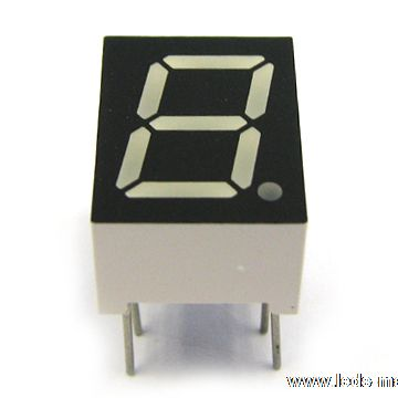 "0.39"" Single Digit Numeric Displays"