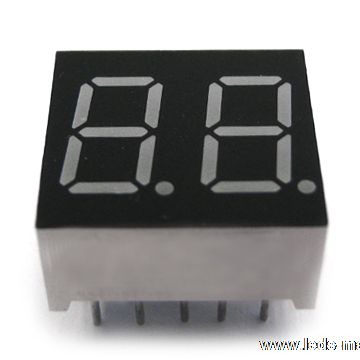 "0.36"" Dual Digit Numeric Displays"