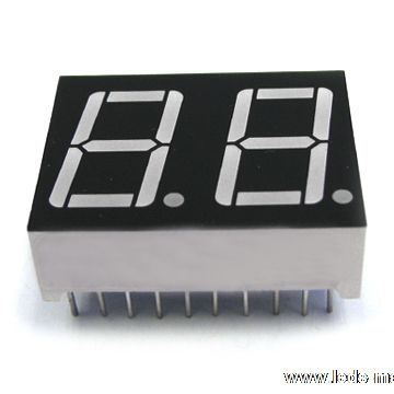 "0.56"" Dual Digit Numeric Displays"