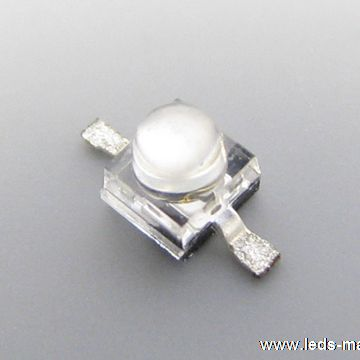 1.70mm Height 1204 Package With Right Lens Bule Chip LED