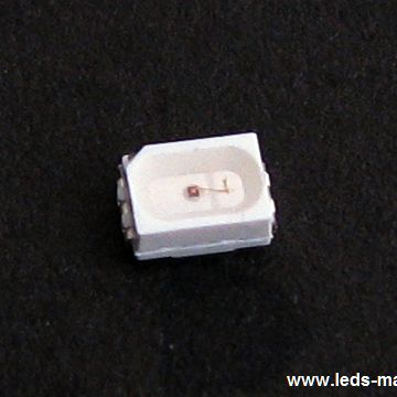 1.35mm Height Mini Top View Super Yellow Chip LED