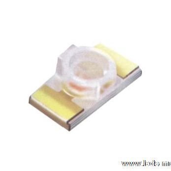 1.10mm Height 1206 Reverse Package Super Yellow Chip LED