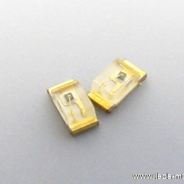 0.80mm Height 0603 Package Amber Chip LED